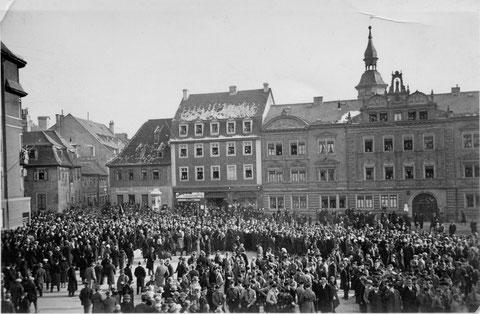 unbekanntes Vorkriegsjahr März 1930? - Danke an Marg. Kispert