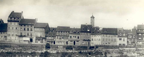 Panorama in den 1930ern - Mainansicht