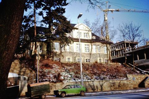 Wirschingvilla - 1987 - Danke an Christel Feyh