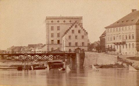 vor 1900 - Foto: Kornacher