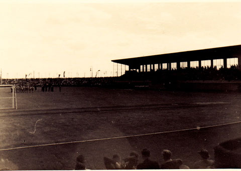 Stadion in den 1930ern