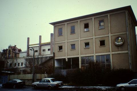 Brauerei Hagenmeyer Gartenstraße 1997 kurz vor Abriss