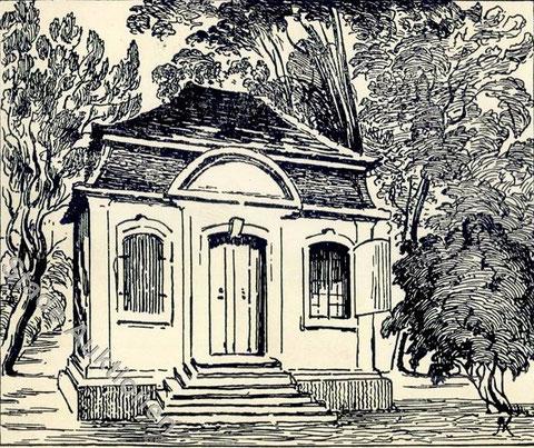 Gartenhaus am Unteren Marienbach