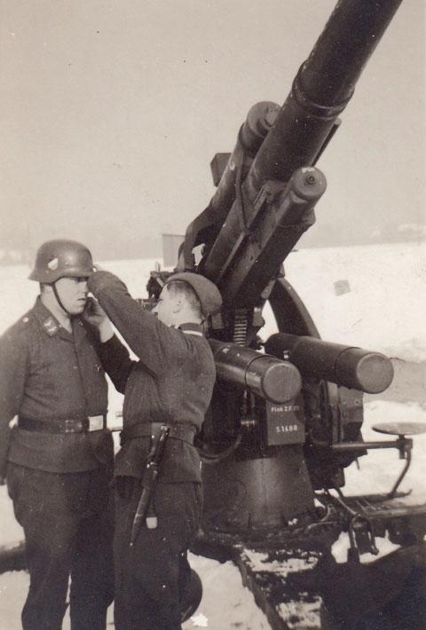 Im Feld 1940