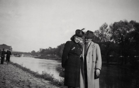 Am Main um 1942