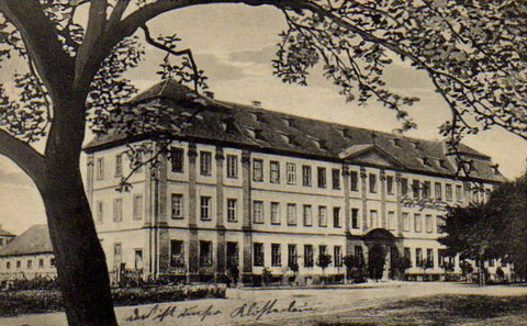 Kloster 1932