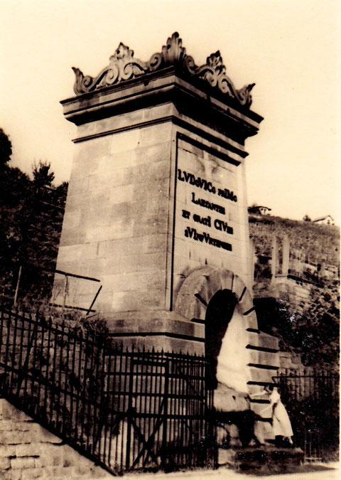 Ludwigsbrunnen 1935
