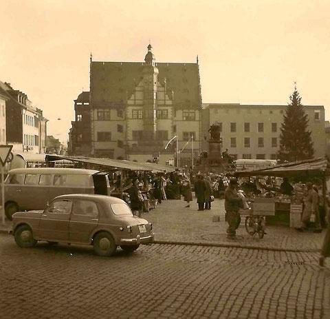 Anfang der 1960er