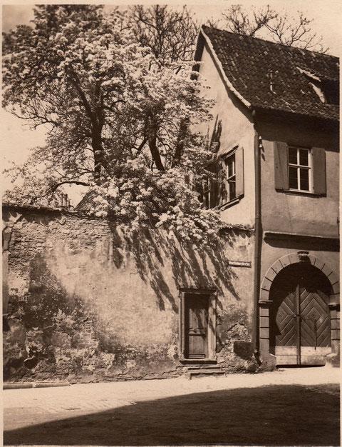 16. Mai 1931 - Danke an Robert Zänglein
