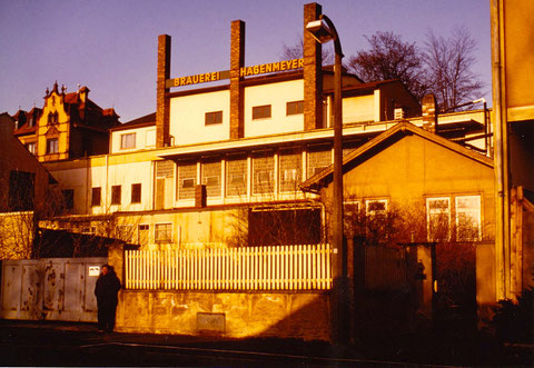 Brauerei Hagenmeyer 1980