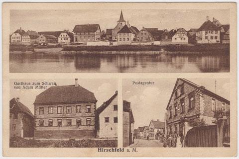 Hirschfeld 1926 - Vielen Dank an Herrn Robert Knaup