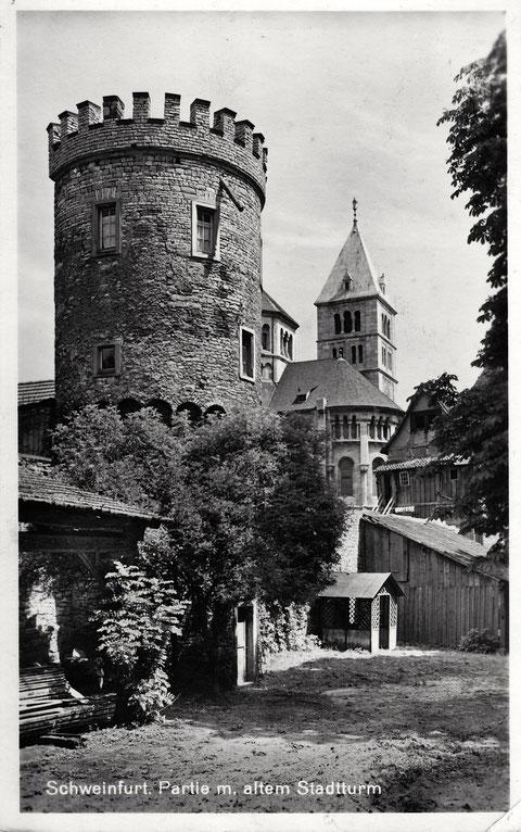Stadtturm am Kuglersgarten