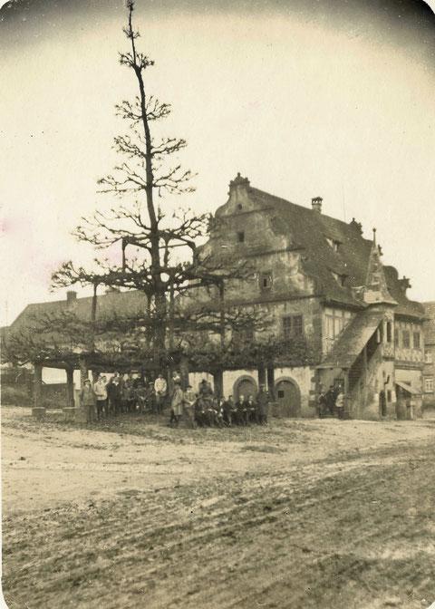 Grettstadt November 1926