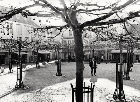 Georg-Wichtermann-Platz (damals Alter Postplatz)
