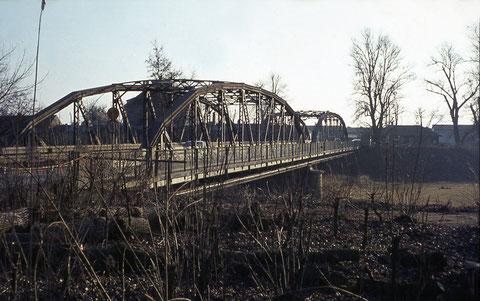 Weiterer Blick auf die ehemalige Ludwigsbrücke