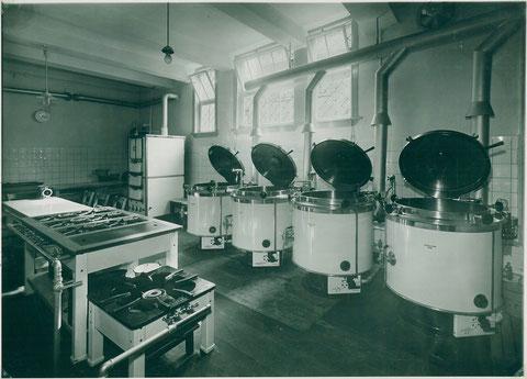 Volksküche 1938