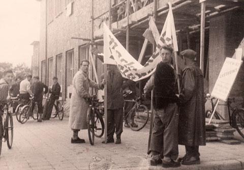 Bayernstreik 1954