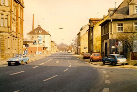 Niederwerrner Str. Schweinfurt 1996