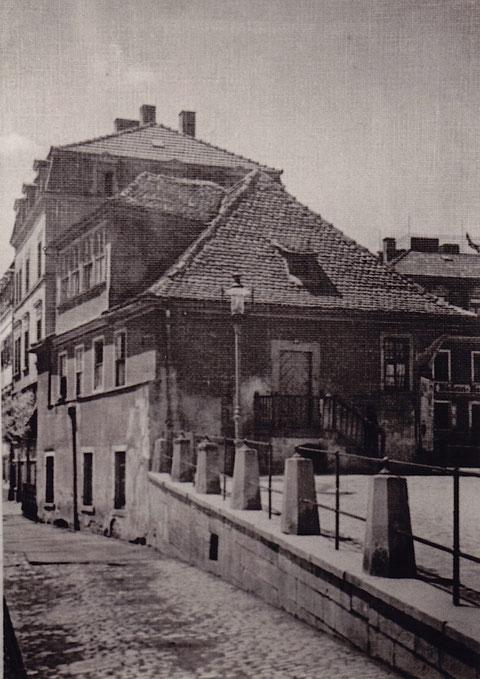 Das alte Schlachthaus