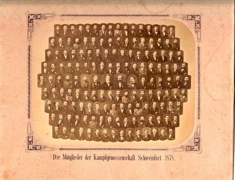 Kampfgenossenschaftsverein 1878