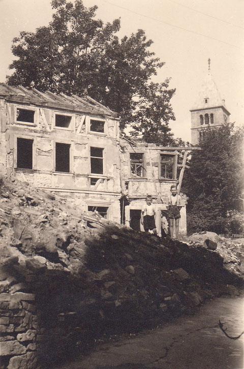An den Brennöfen 17.8.1943 - Danke an Horst Gößwein