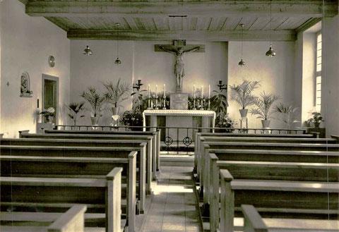Kapelle im Theresienheim