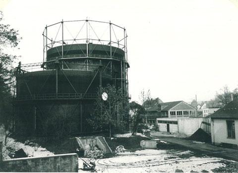 Kohlenlager 1965