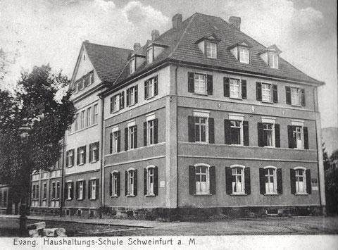 Evangelische Haushaltungsschule Schweinfurt