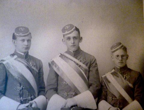 Abiturienten 1933