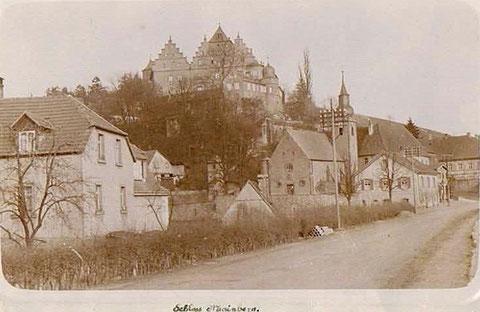 Mainberg 1927 danke an Karl Dill