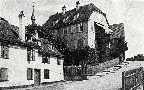 Am südöstl. Wall - ca. 1930