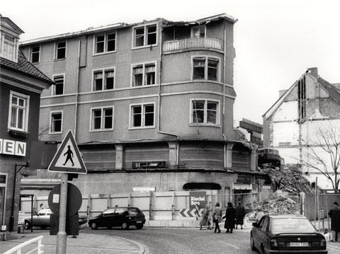 """""""Andere Perspektive"""" - vom Alten Postplatz aus gesehen"""