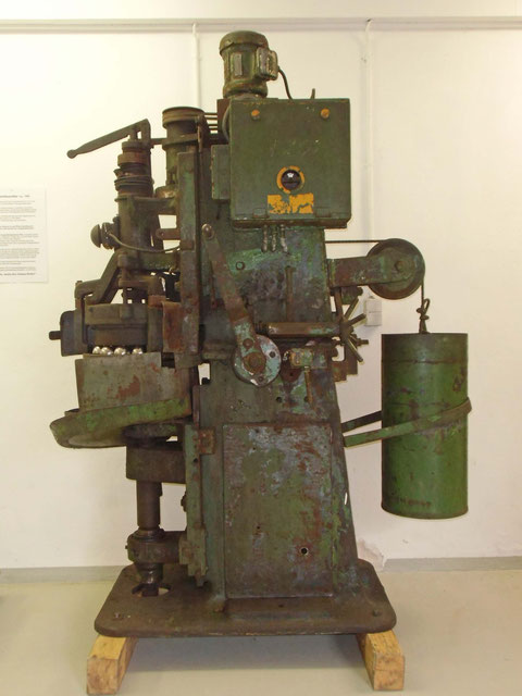 KGM-Maschine