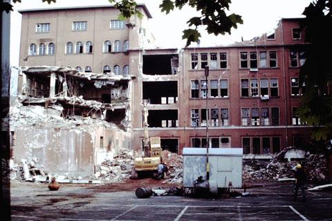 16.4.1983 - Abriss SKF - Danke an Christel Feyh