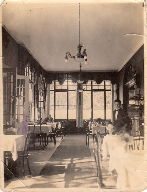 Gaststätte Freischütz Innenaufnahme
