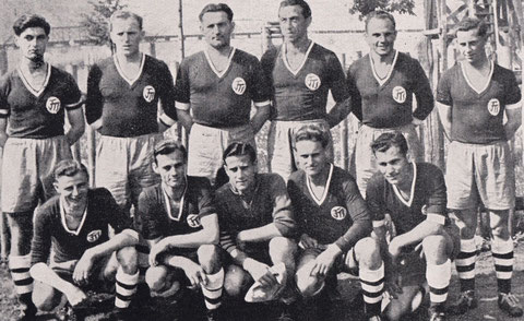 FTS ist Unterfränkischer Kreisligameister 1950/51