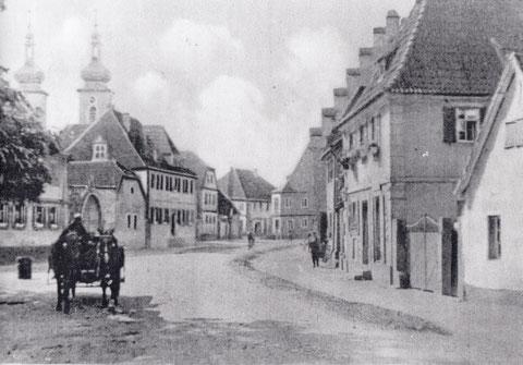 Marktplatz 1932