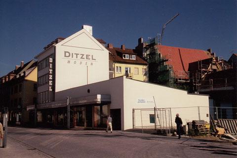 Brückenstraße 2005 - Foto: Markus Cenner