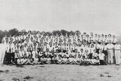 Frauenabteilung 1929