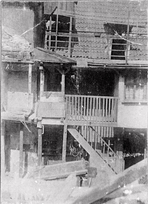 Umbau 1928