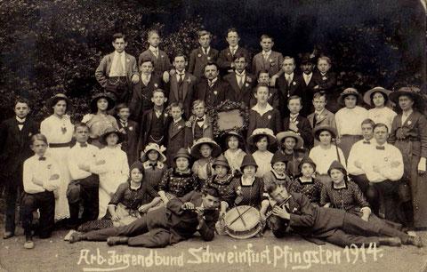 Arbeiterjugend 1914