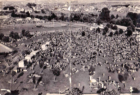 SKF-Wiesenfest 1958