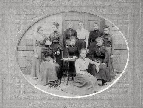 5. Klasse 1901/1902