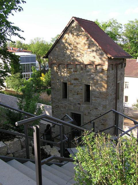 Am Unteren Wall - Mai 2007