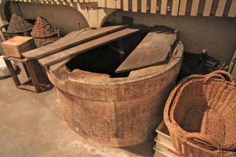 Der Brunnen im Keller