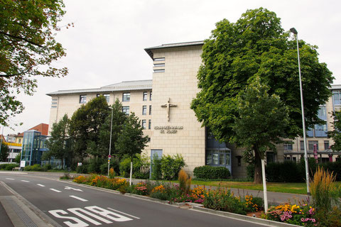 Krankenhaus St. Josef Schweinfurt 2014