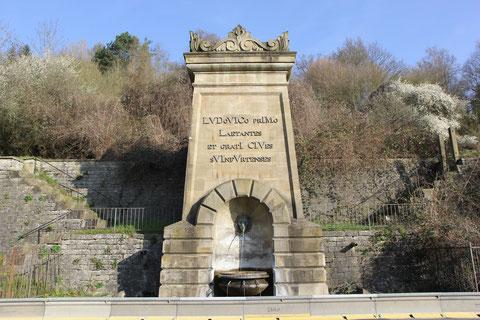 Der Ludwigsbrunnen 2015