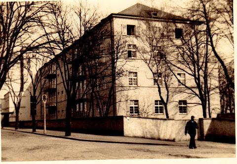 Das Städtische Krankenhaus 1936