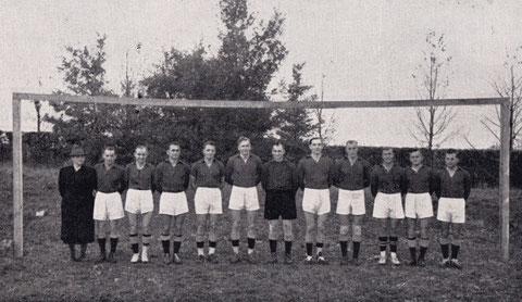 Nordbayerischer und 2. Bayerischer Handballmeister 1947/48