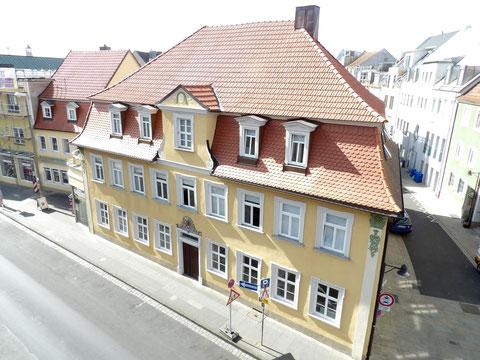 Das Weppert-Haus nach der Renovierung